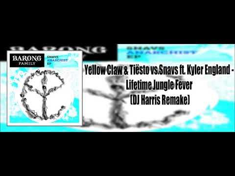 Yellow Claw & Tiësto vs. Snavs Feat Kyler England - Lifetime Jungle Fever (DJ Harris Remake)