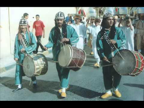 Morocco Gnawa Music Part 17