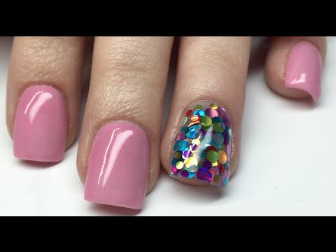 Fast Easy But Effective And Beautiful Nail Design
