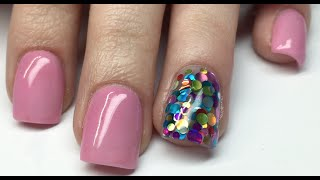 Fast, Easy, but Effective, and Beautiful Nail Design