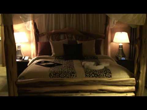 Animal Kingdom Lodge Royal Asante Presidential Suite Tour Walt Disney World