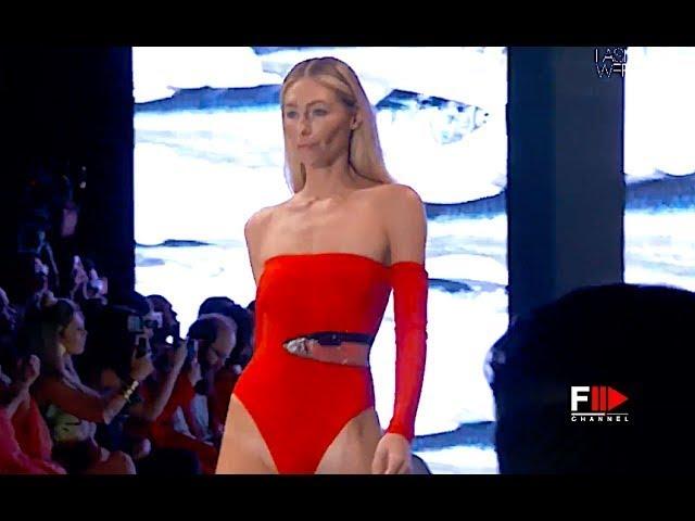 YIRKO SIVIRICH Fall Winter 2017 - 18 Miami Fashion Week - Fashion Channel