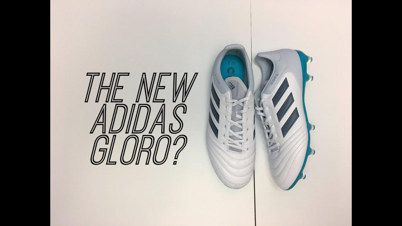 Adidas Copa Tempesta Di Polvere Revisione + In Piedi Su Youtube