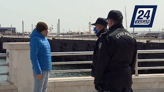 Баку и Сумгаит закрыли на карантин