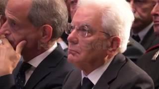 RETESOLE TG LAZIO Roma nel 2030: Sergio Mattarella partecipa al dibattito al Tempio di Adriano