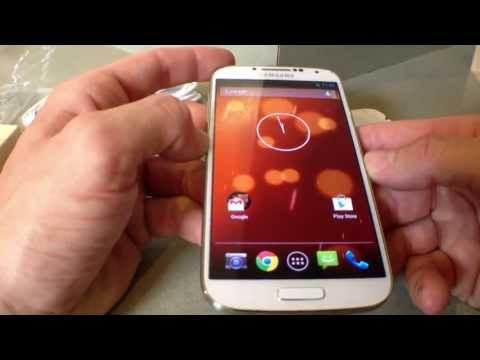 samsung galaxy s4 unboxing   gadget review   youtube