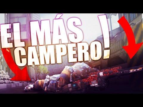 CAMPEANDO EN SU PROPIA BASE!!   BUSCANDO EL CAMPERO EXTREMO #9   SINAPSIS