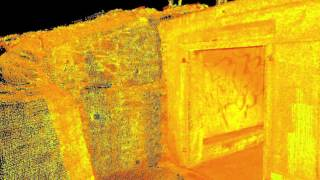 Download lagu Laser Scan of Peveril Point WWII Structure Swanage 3 MP3