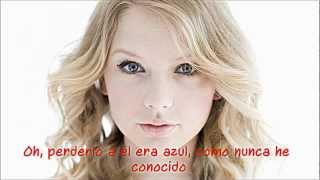 Taylor Swift - Red (subtitulada en español)