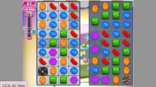 Candy Crush Saga level 210 NEW updated