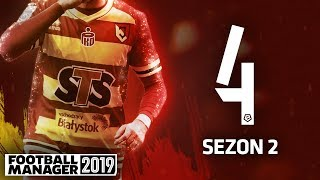 FM 2019 - JAGIELLONIA 2020 | #04 - Walczymy o Ligę Mistrzów!