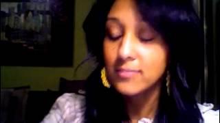 "Tamera Mowry singing ""I"
