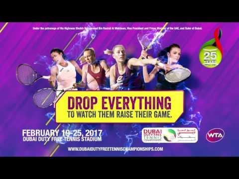 Dubai Duty Tennis Championships 2017 - WTA