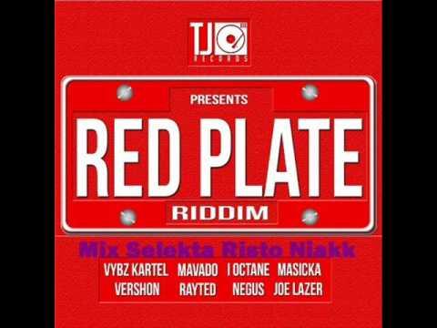 Skt Risto Niakk Mix Red Plate Riddim