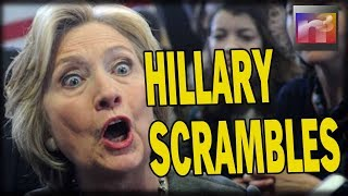 Hillary SCRAMBLES as Fmr Secret Service Agent Goes on LIVE TV, Blows the Whistle on Trump Dossier