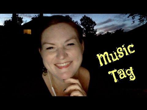 The Music Tag - 10 Questions About Music - I Tag Jason T Smith and Zaheer & Rebecca Malik