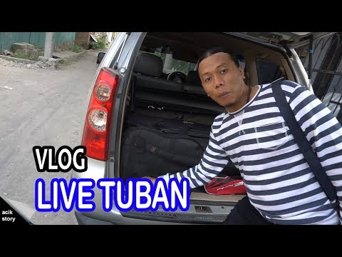 Di Job Cak Nophie Adella Tuban (Vlog)