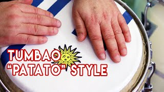 "Conga Drumming: Learn Tumbao ""Patato"" Style"