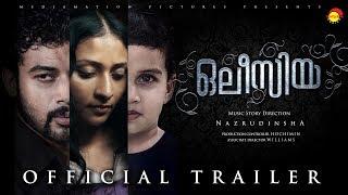 Olessia Official Trailer HD | New Malayalam Movie | Nazrudinsha