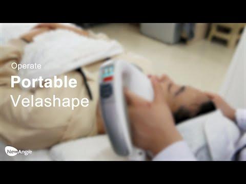 Portable Velashape Machine For Face Lifting