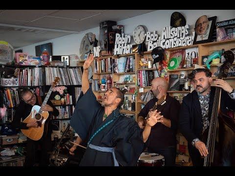 Café Tacvba: NPR Music Tiny Desk Concert