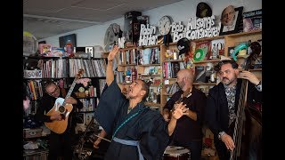 Café Tacvba: NPR Music Tiny Desk Concert