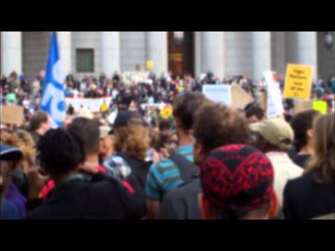 """Local 108 joins """"occupy wall street""""!"""