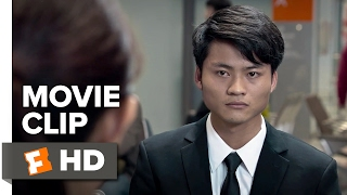 Kill Zone 2 Movie CLIP - Airport Shootout (2017) - Tony Jaa Movie