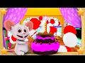Happy Birthday Song | Kindergarten Nursery Rhymes & Songs For Kids