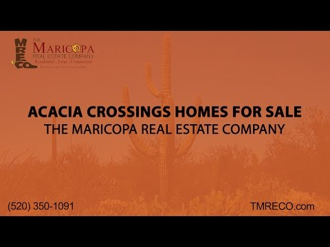 Acacia Crossings Homes For Sale   The Maricopa Real Estate Agency