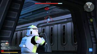 Star Wars Battlefront II [PC] Gameplay