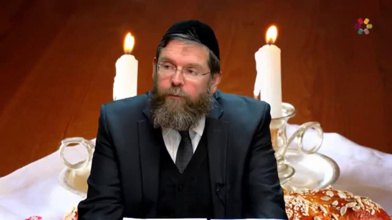 Rabbi Reuven Lauffer   Basic Judaism: Shabbat Candle Lighting   Part 3