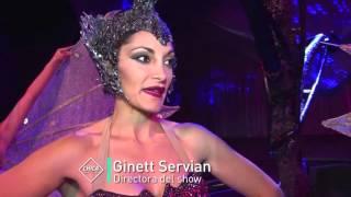 Circo Servian - Chica Sala del Rey
