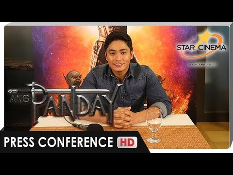 [FULL] 'Ang Panday' Press Conference with Coco Martin