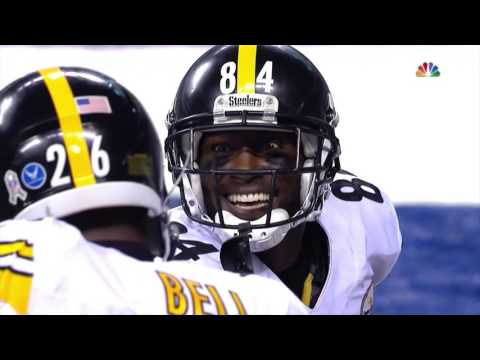Steelers 2016 -  2017 Playoff Hype Video - No Mercy