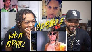 EPIC 🔥😱 mcashhole - WHO IT IS 2 (ft. 6IX9INE, XXXTENTACION, MIGOS, LIL PUMP + 8 more|FVO REACTION