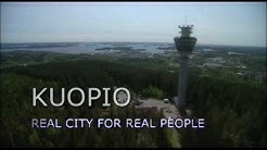 Kuopio Real City for Real People