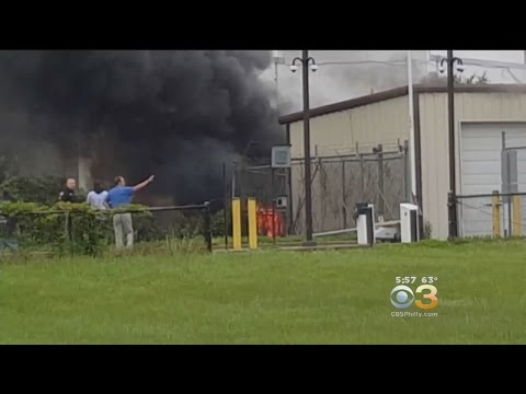 Deadly Helicopter Crash In New Castle Delaware