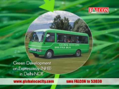 Falcon Realty Services Bring GlobalEco City