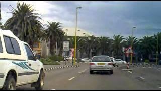 Swakopmund city drive
