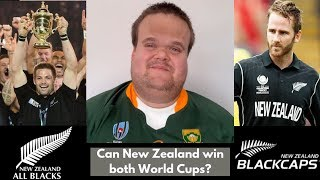Can New Zealand win both World Cups?