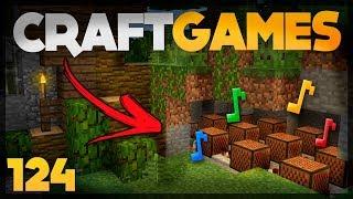 GUITARRA HUMANA no MINECRAFT! - Craft Games 124