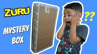 MYSTERY BOX from ZURU, GIANT SURPRISE TOYS UNBOXING Metal Machines CARS for KIDS