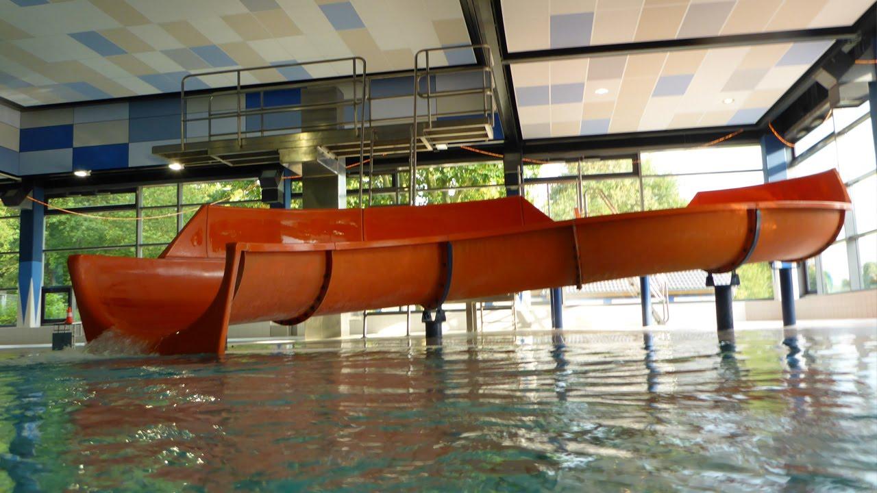 heljensbad heiligenhaus wasserrutsche im hallenbad youtube On heiligenhaus schwimmbad