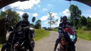 Motocyklowa wycieczka  Bieszczady i Sandomierz