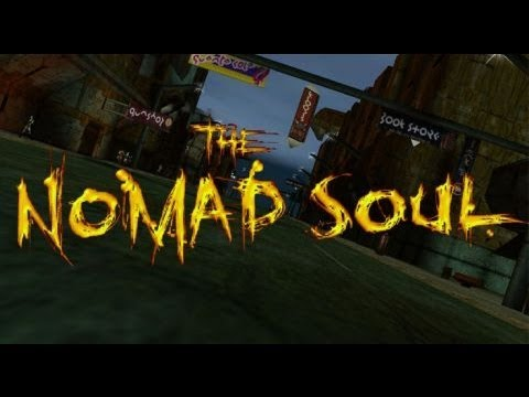 Let's Play The Nomad Soul (part 01) FR