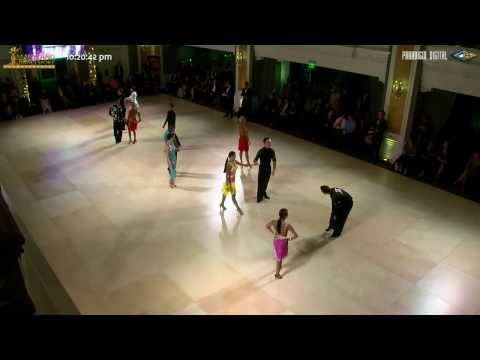Professional American Rhythm 2017 RS Final.