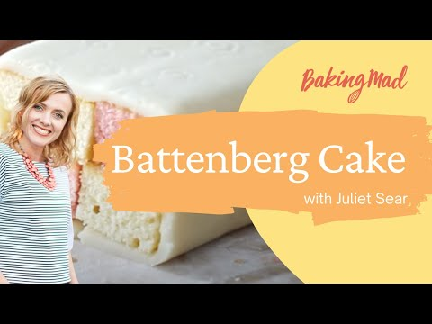 How to make a Battenberg