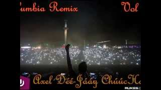 Enganchado De Cumbia Remix Vol 3 Abril 2015