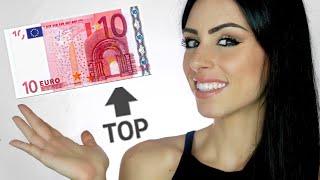 COSTANO POCO E SONO FANTASTICI!! | 10 PRODOTTI TOP SOTTO I 10 EURO